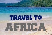 Travel to Africa / Africa travel inspiration - find travel destinations and activities filled with luxury, adventure and romance in countries such as South Africa, Zambia, Zanzibar, Kenya