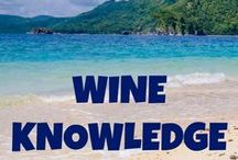 Wine Knowledge / All things wine, there is so much to learn.