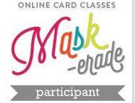 Online Card Class Mask-erade