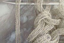 ニット大好き! / おもしろい編みを集めました