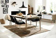ANGOLO Table / Tavoli e zona pranzo.
