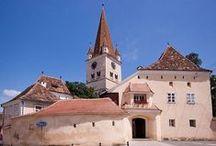 Biserici si cetati fortificate din judetul Sibiu