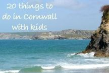 Cornwall family days out / Days out, places to stay, must-see attractions and beaches for families to visit in Cornwall, England, UK