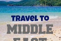 Travel to the Middle East / Middle East travel inspiration - find travel destinations and activities filled with luxury, adventure and romance in countries such as Egypt, Iran, Dubai, Qatar, Turkey, Israel