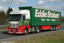 Stobart Trucks / Stobart
