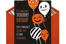 Halloween Party Invitations / Find the perfect invitation for your Halloween party!
