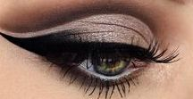 Its all in the EYES / Beautiful eye makeup from #lilylolo
