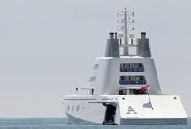 I'm on a boat / I´ll need to start saving to buy one