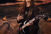 My Favorite Rock and Metal Guitarists / by Brian Cooper