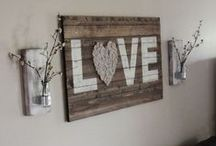 Home Decor: Pallet