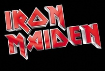 Up the Irons: All Things IRON MAIDEN / by Brian Cooper