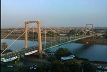 Suspended Bridges
