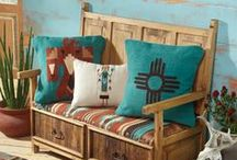 western-style decorating / by Renovators Warehouse