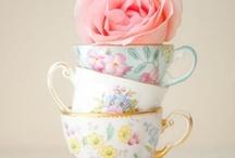 Sweet Little Tea Cups