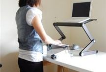 Office Ergonomics / The ergonomic solutions you need for your office, professional and other environments