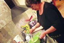 Christinas godaste kakrecept / Vi tycker att det är viktigt att bjuda på riktigt god hembakt fika så ofta vi kan. För bakandet står Christina här på Advant och här är hennes (och kundernas) favoriter.