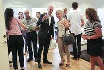 Finbesök / Som roligast är det när våra vänner och kunder kommer och hälsar på! Här kan du se lite bilder från olika event och arrangemang.