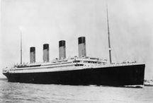 Titanic / by Steven Casey
