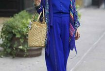 Fashion for Over 60s / There is no need to lose interest.