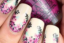 Nails / Love NAILS!!!!!!! / by Alexa Dean