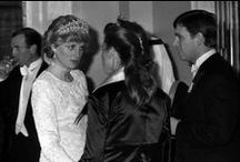 Princess Diana and Duchess of York / Princess Diana and Duchess of York
