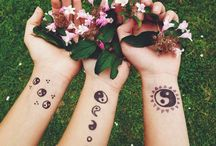 Tattoos & Piercings / I want a tattoo... and probably a nose piercing and double piercings in my ears / by Maddy Lunde