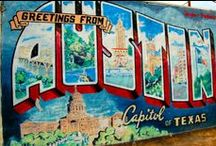 Oh, The Places To Go! ATX / Get out and explore our city! Fun things to see and do in Austin, TX!