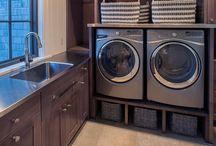 Laundry room/Çamaşır odası