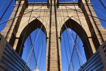 New York, New York / NYC, old and new / by Steven Casey