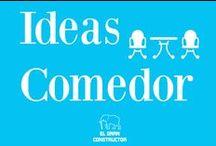 Ideas Comedor