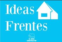 Ideas Frentes Casas