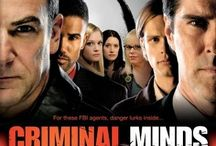 Criminal Minds / My Fave Show / by Alexa F.