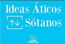 Ideas Áticos y Sótanos