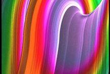 COLOR RAINBOW SPLASH / KOLORY