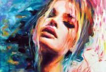 ART - Human Body / Enjoy this collection of Paintings, Sculptures and Photography of the human body!