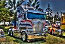 Trucks  Austrálie USA / Trucks  Austrálie USA