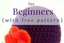 Crochet / I love to crochet with yarn, thread, wire. I design my own patterns and collate inspiration from around the web. From easy, beginner patterns, to more advanced, find it all here. Free patterns available.