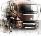 sketch truck / sketch truck
