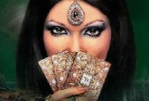 Karty / karetní karty žena