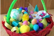 Easter / Easter crafts, Easter food ideas, Easter decorations. Find it all here.
