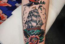 American Traditional Tattoo Ideas