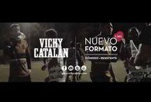 Vichy Catalan, publicidad y spots TV / Vichy Catalan tiene una larga tradición de publicidad en cartelería, algunas de cuyas piezas se han convertido en objetos de colección y de ejemplos de modernismo. Aquí recogemos también los spots de TV de la marca.
