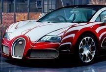 Bugatti / Bugatti / by Morgan Indigo