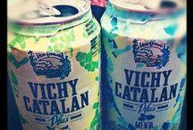 VCH Plus / 25 de abril de 2013: ¡Nace la primera Tónica Premium elaborada con Vichy Catalán! Esta bebida se engloba dentro de una nueva categoría de productos, los denominados re-frescos saludables, a la que también pertenecen los nuevos Vichy Catalán Plus Lima-Limón y Menta.