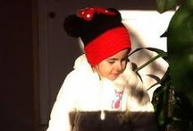 Mama Önlüğü-Bere-Şapka