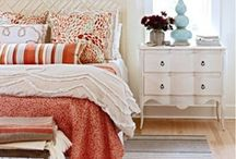 Beautiful Bedroom / Decorating inspiration for the bedroom