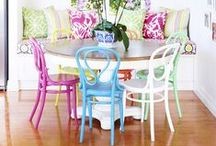 Small Spaces / Make the most of the nooks and crannies in your home