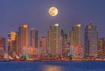 San Diego - My Home Town! / America's Finest City / by Becky Hansen