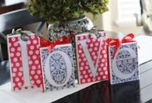 DIY Holiday Decorations  / Simple ways to decorate for every holiday! / by Artful Creations by Deb