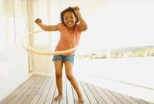 Family Fitness / Get your whole family moving for better health. Great ideas for kids to get healthy with their parents.